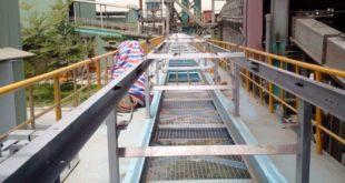 Gia công chi tiết cơ khí chuyên dụng, Kết cấu giá đỡ con lăn lòng máng, Máng khí đông, Ru Lô băng tải, Tăm pua