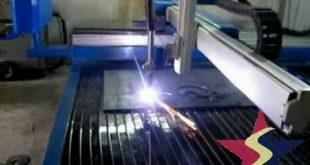 Cắt sắt plasma CNC