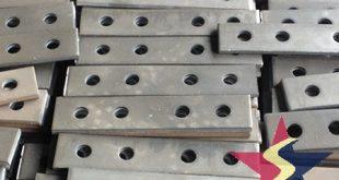 Bản mã sắt , Cơ Khí Sao Việt, địa chỉ cung cấp bản mã sắt mạ kẽm, mạ kẽm nhúng nóng, mạ kẽm điện, Bản mã sắt nối cọc