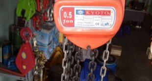 Pa lăng điện 0,5 tấn, Pa lăng điện, dòng pa lăng cáp điện, dây chuyền công nghệ, Pa lăng