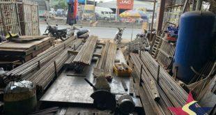 Thép tròn đặc inox 304, Thép tròn đặc, chất liệu inox, cơ khí Sao Việt, Dòng thép, sản phẩm sắt thép