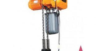 Pa lăng xích điện, Hệ thống truyền lực bằng động cơ điện, Puly dạng bánh xích, palang xích điện, palang cáp điện