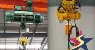 Palang cáp điện, Palang xích điện, Palang, Thiết bị pa lăng, Pa lăng điện, Hệ thống puly