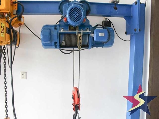 Pa lăng cáp điện 1 tấn, Pa lăng điện, Pa lăng cáp điện, Pa lăng cáp điện Hàn Quốc, Pa lăng cáp điện Trung Quốc