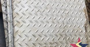 Cầu thang thép tấm, Thép tấm, Quy cách sản xuất thép tấm, Quá trình thi công thép tấm, Cơ Khí Sao Việt, Gia công cầu thang thép tấm