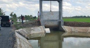 Cơ Khí Sao Việt, Cống ngăn triều, Van cửa phai, Van phai cửa kênh, Van phai trên cửa kênh