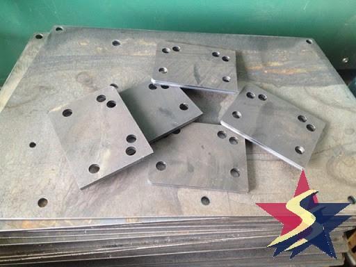 gia công sắt theo yêu cầu, công ty Sao Việt, công trình, cơ khí Sao Việt
