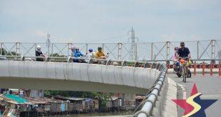 lan can cầu vượt, lan can cầu vượt là gì, cơ khí Sao Việt, phương tiện giao thông, công ty cơ khí Sao Việt