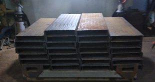tấm chống trượt cầu thang, nhà xưởng, chống trượt cầu thang cho nhà xưởng, tấm chống trượt cầu thang cho nhà xưởng, Thép tấm gân, thép chống trượt, thép tấm trơn, cơ khí Sao Việt